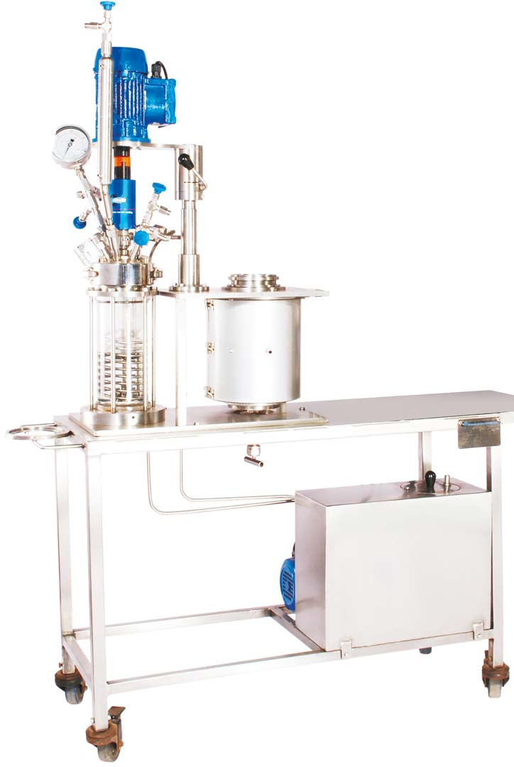 Interchangeable Glass & Metal Autoclaves